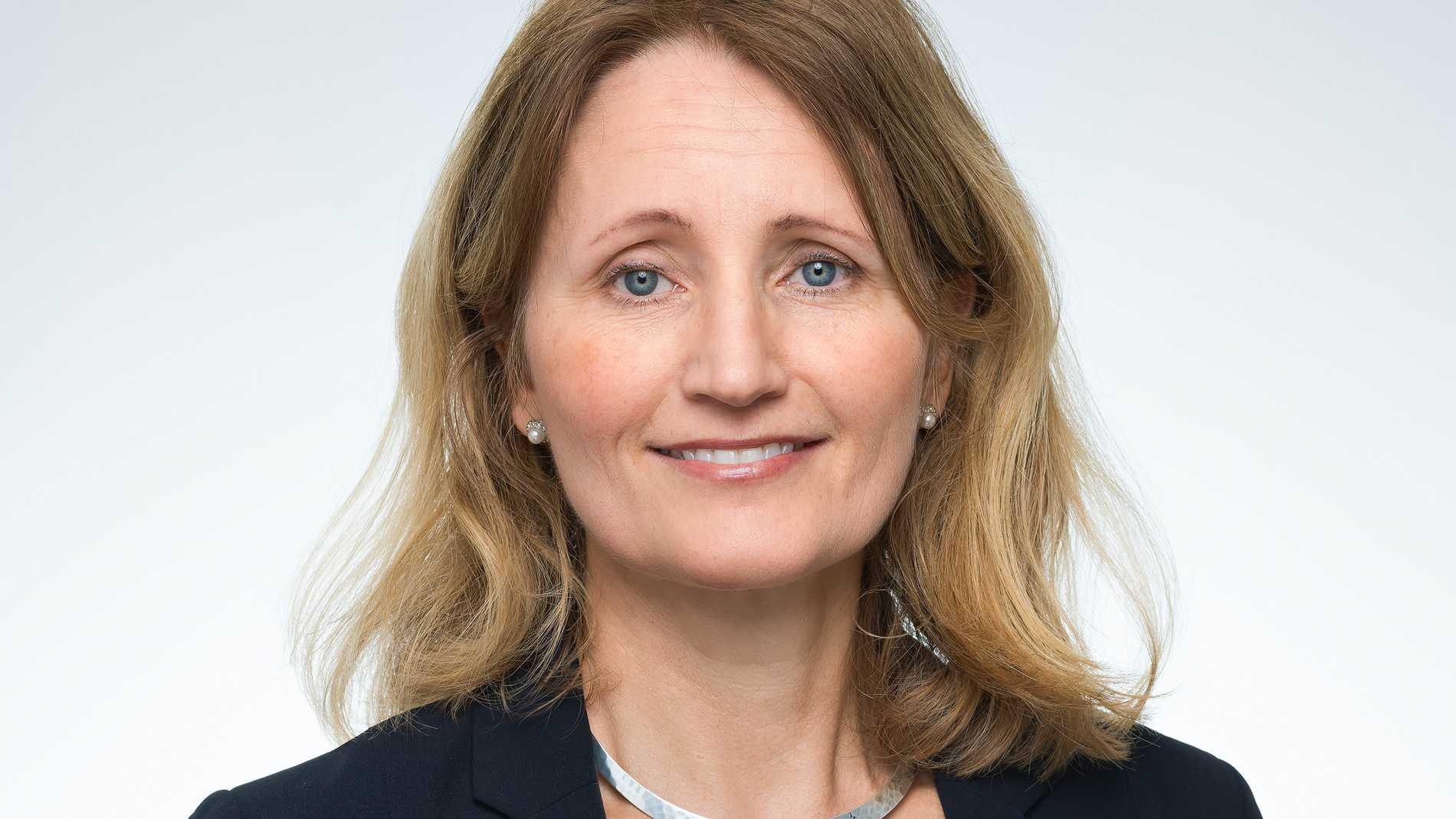Christina Stenhammar, tillförordnad grundskolechef på Uppsala kommun.