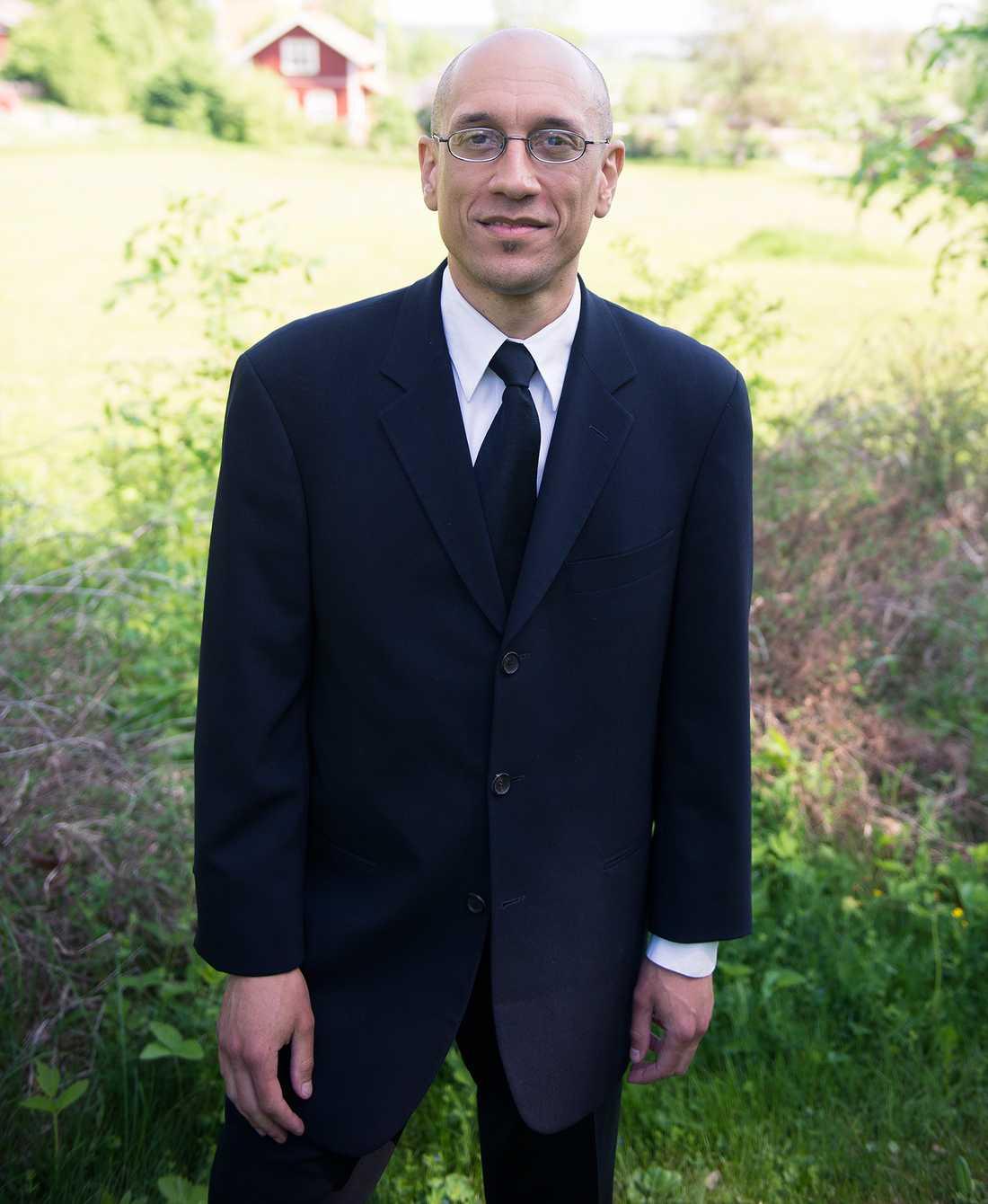 Eric Basir, 39.