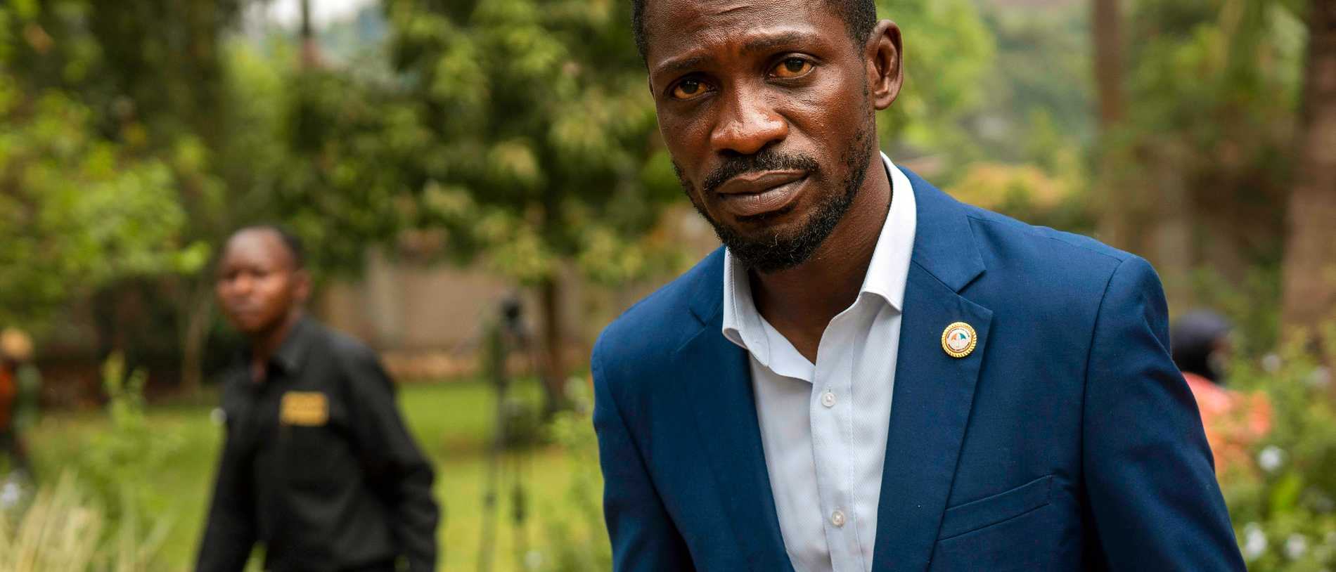 Ugandisk domstol: Släpp Wine ur husarresten