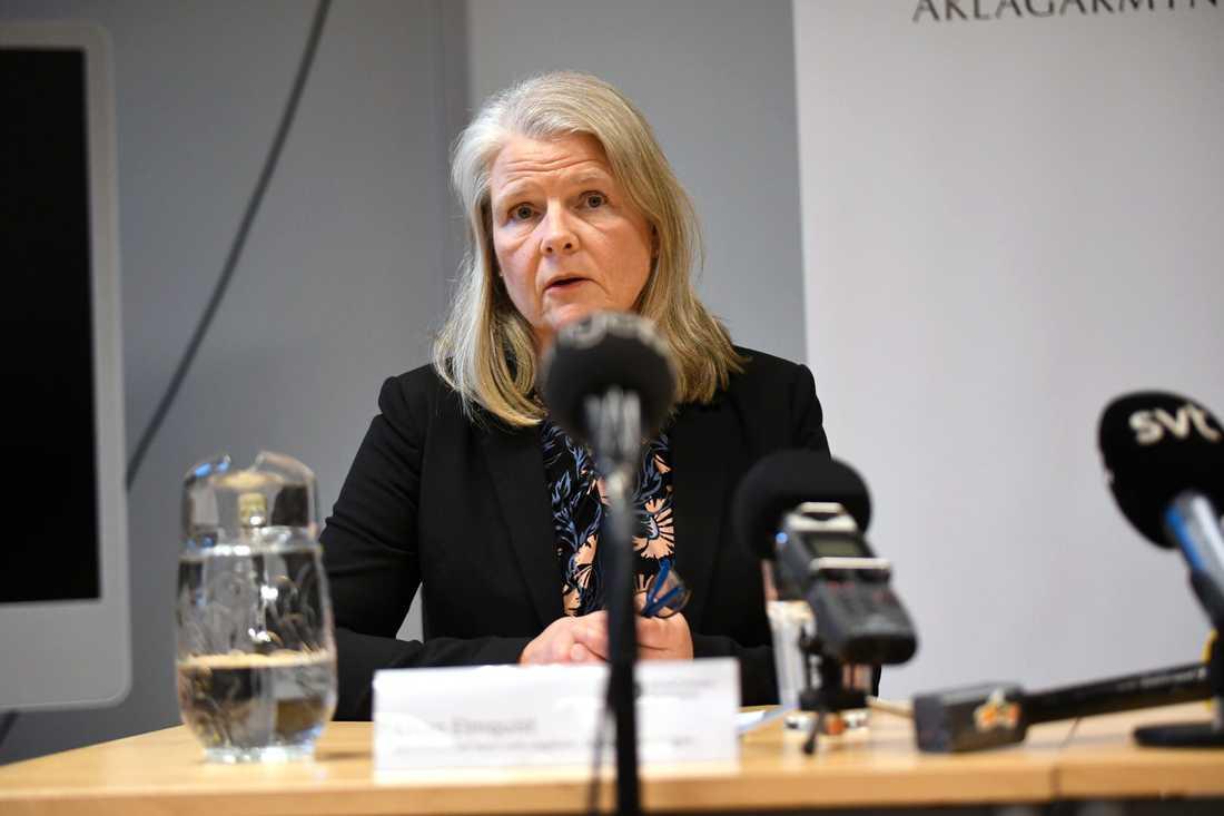 Lilian Elmqvist, områdeschef barn och ungdom, socialförvaltningen