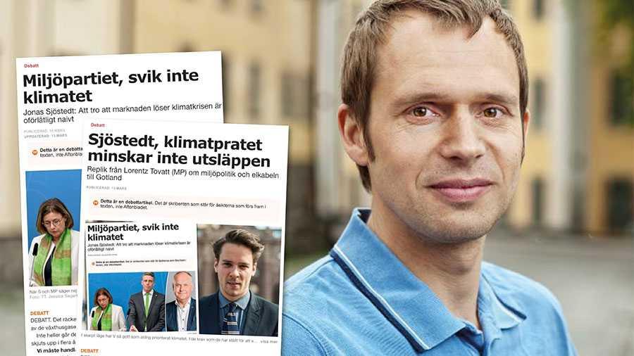 När S och MP säger nej till Gotlandskabeln, stoppar de alltså en kraftfull utbyggnad av förnybar el och de säger nej till att Sveriges näst största utsläppare kan kapa sina utsläpp, skriver Jens Holm.