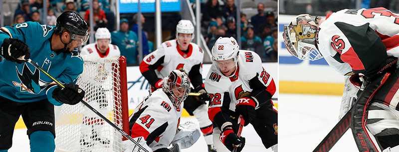 Ottawa är den första klubben i NHL som drabbas av coronaviruset.