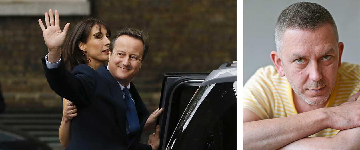 Cameron vägrar konsekvent se några som helst samband mellan sin egen åtstramningspolitik och brexit, skriver Andres Lokko.