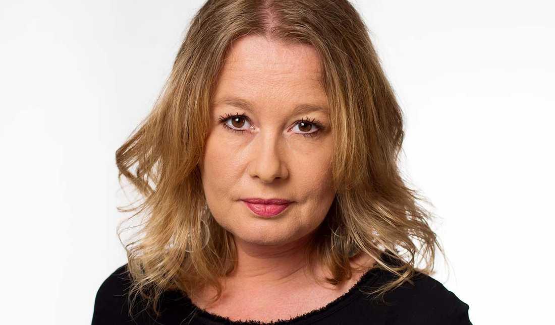 Åsa Linderborg, kulturchef Aftonbladet.