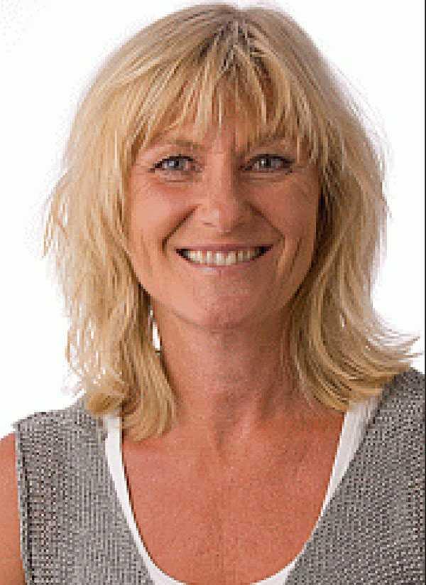 Lena Holmlund, sektorchef vid Individ- och familjeomsorgen i Askim-Frölunda-Högsbo.