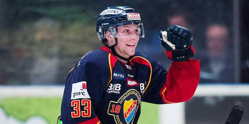 Linus Hulström.