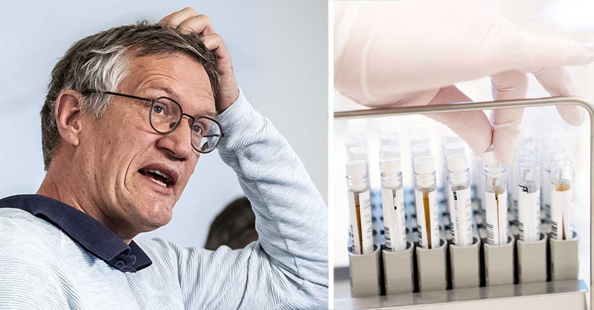 Tegnells problem med immuniteten: Sprids ojämnt