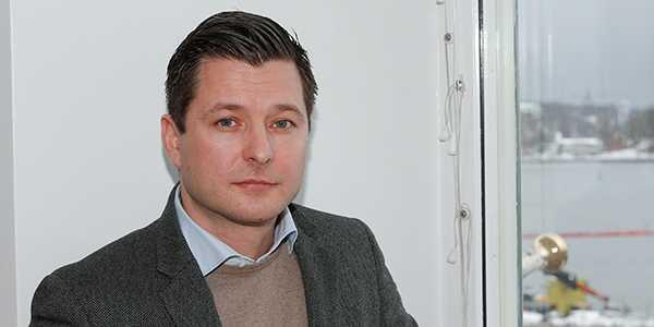 Jesper Arvenberg.