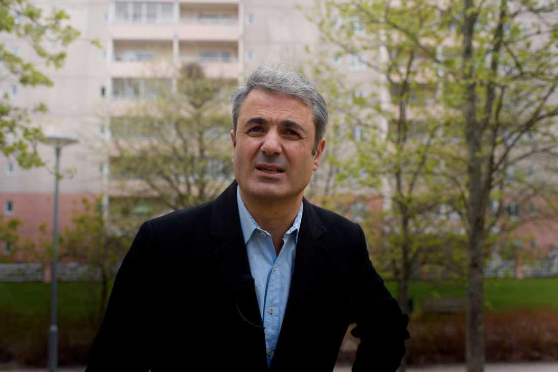Ibrahim Baylan.