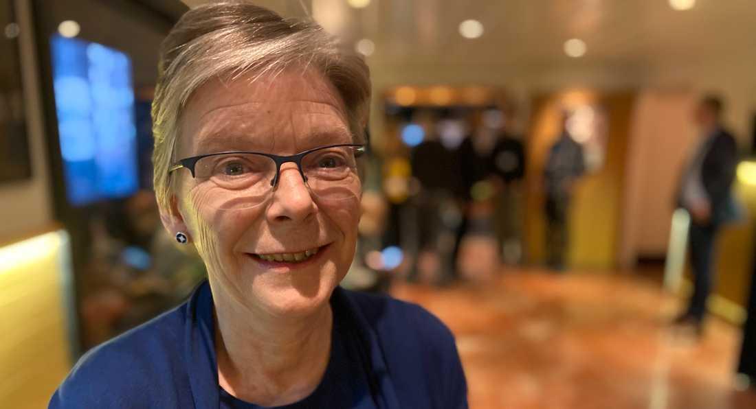 Gudrun Persson, Rysslandsexpert FOI