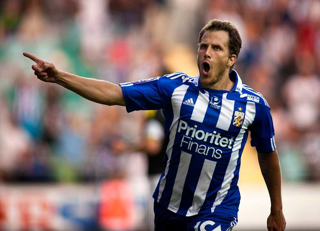 Tobias Hysén, IFK Göteborgs nyckelspelare, lämnar enligt Sportbladets uppgifter allsvenskan för spel i Asien.