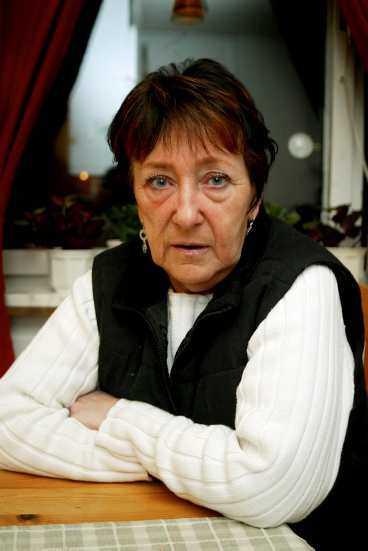 """Christina Bengtsson är besviken på hur hon blev bemött av Macronova. """"Det är ynkligt."""""""