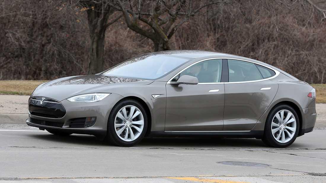 Tesla modell S.