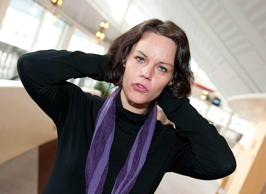 """Veronica Palm, 38: Suppleant i VU och Socialdemokraternas bostadspolitiske talesperson. """"Nej, jag kandiderar inte"""", säger Palm till Aftonbladet."""
