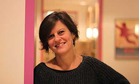 Lena Martinsson.
