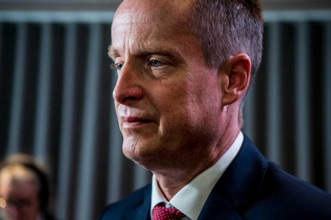 Anders Ygeman, Socialdemokraternas gruppledare i riksdagen