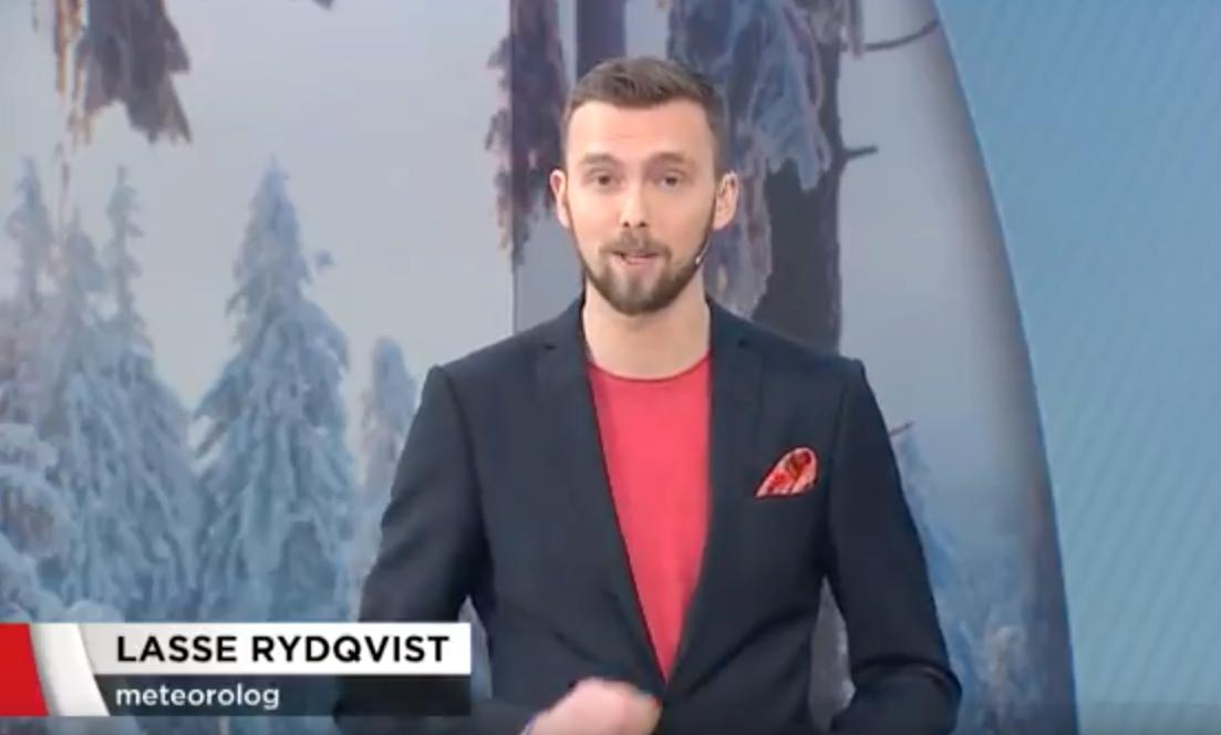 Lasse Rydqvist.