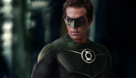 I filmen spelades Gröna Lyktan (Green Lantern) av Ryan Reynolds.