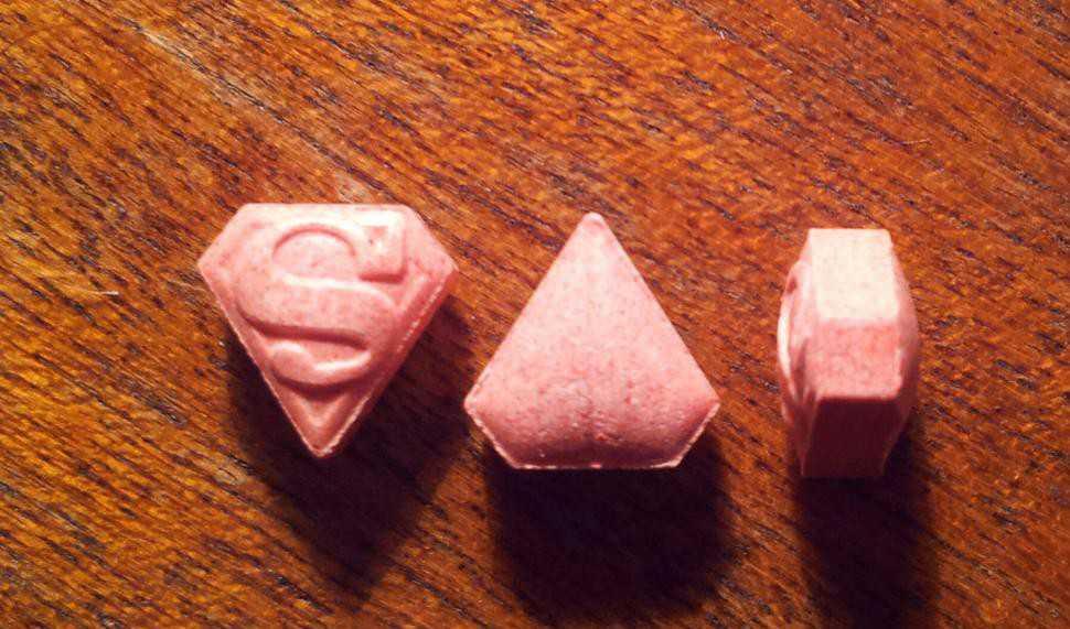 Superman-drogen.