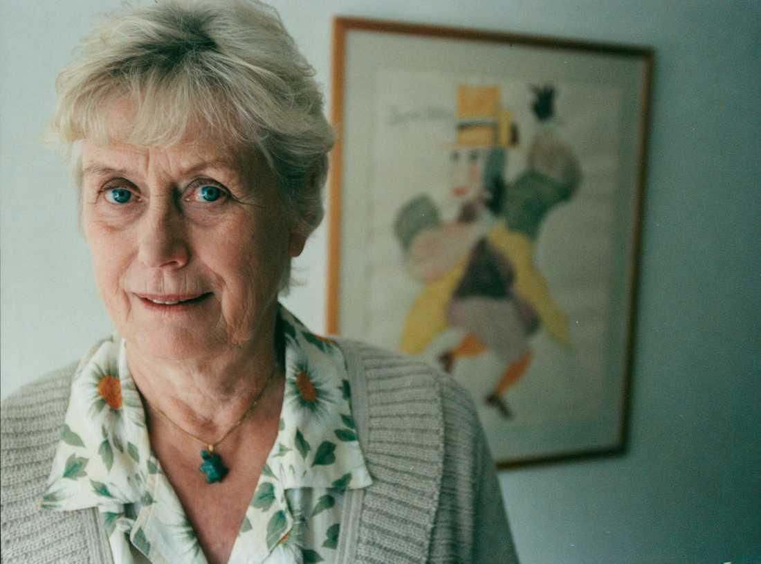 Kerstin Ekman är en av de som lämnat Akademien.