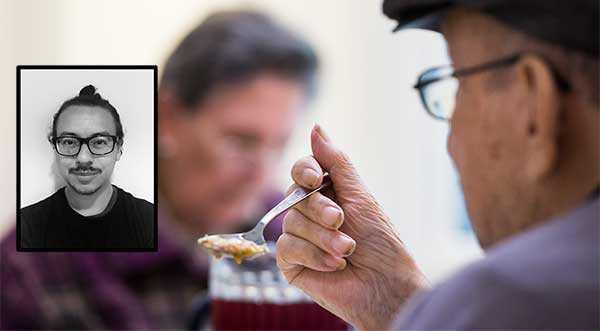Studier gjorda vid Högskolan i Jönköping visade att omkring hälften av alla äldre personer i Sverige riskerar att drabbas av undernäring, skriver dagens debattör.