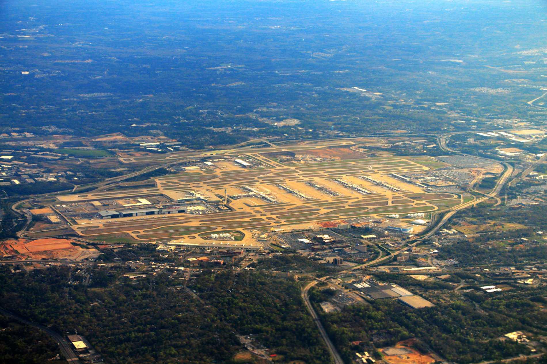 Hartsfield-Jackson Atlanta International Airport har varit världens mest besökta 21 år i rad.