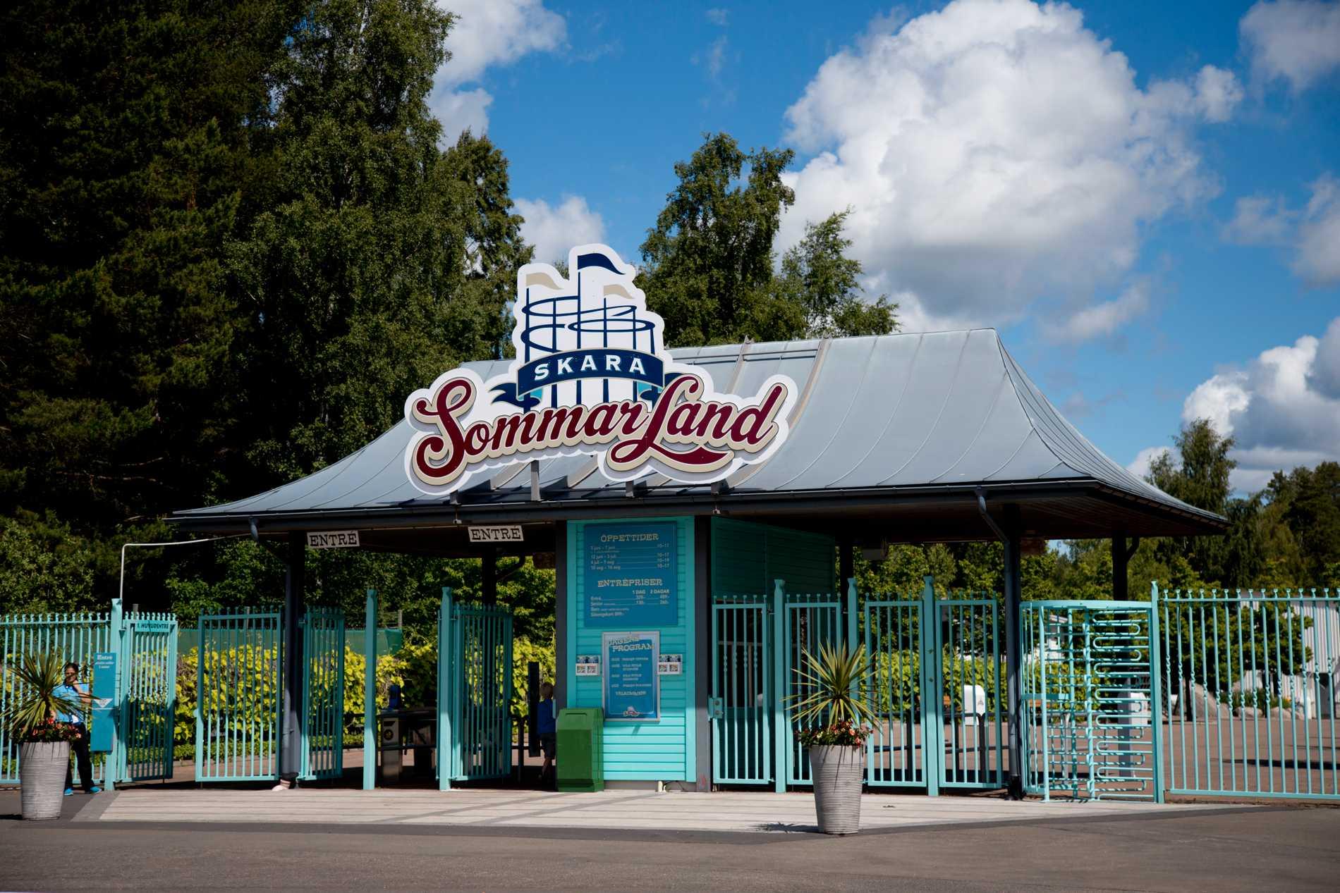 Skara Sommarland tvingas ha stängt.