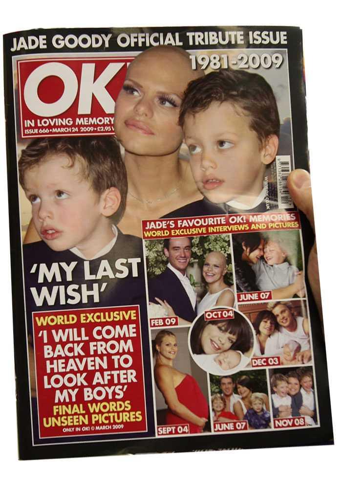 OK! magazine.