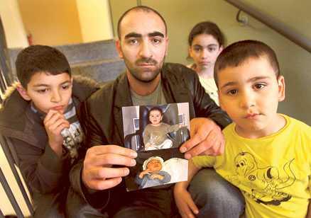 För några dagar sedan hade Khodor Semmou fem barn. Nu är de bara fyra.