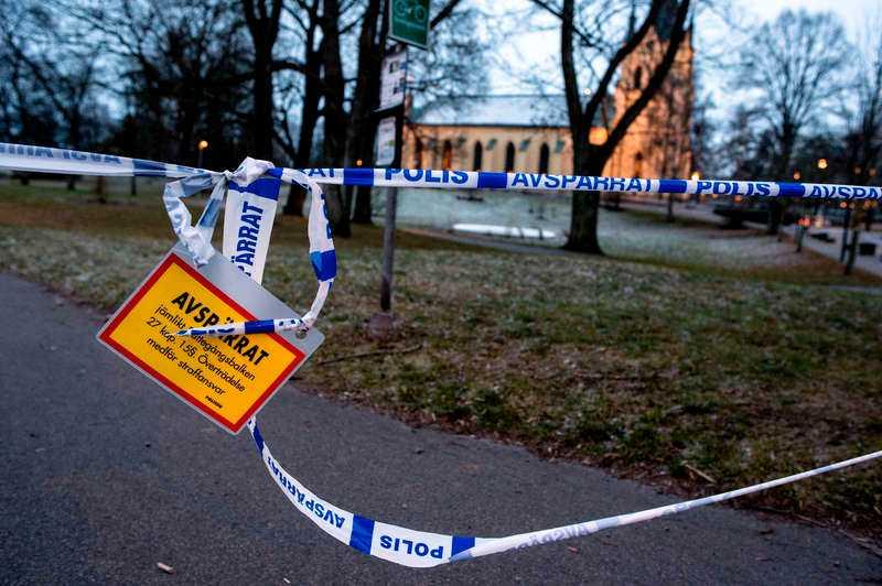 29-åriga Claudia Quiroz ströps till döds i Stadsparken i Oskarshamn i december i fjol.