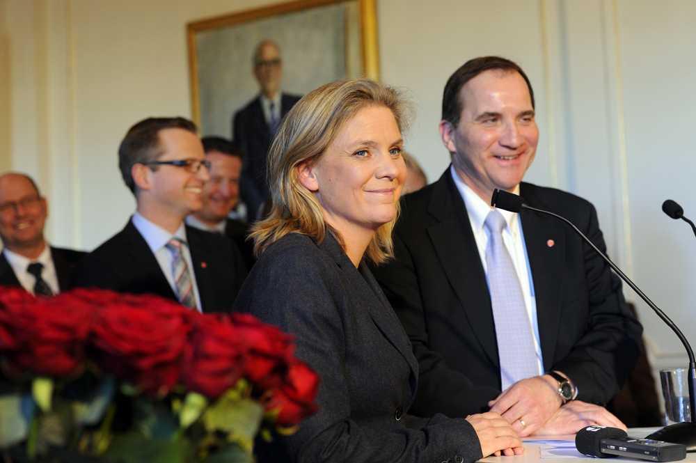 Förra statssekreterare Magdalena Andersson återvänder till politiken och får en nyckelroll som ny ekonomiskpolitisk talesperson i Stefan Löfvens lag.