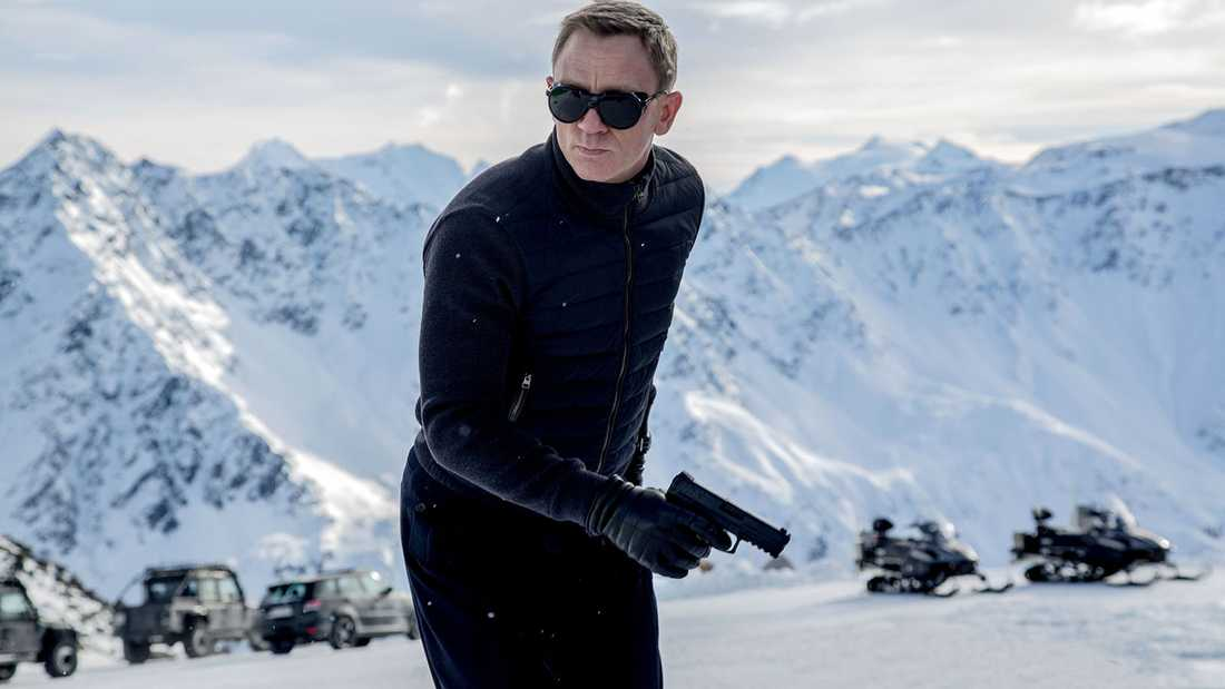 Daniel Craig spelar huvudrollen även i nästa Bond-film.