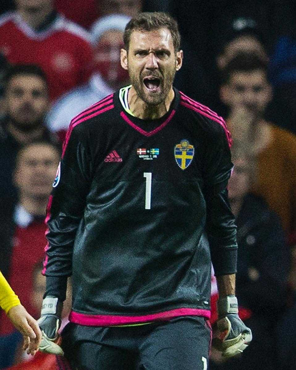 Andreas Isaksson.