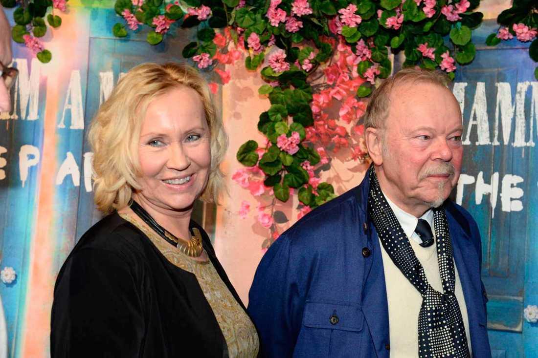 """""""Det ska bli spännande att höra alla låtar"""", säger Agnetha Fältskog."""