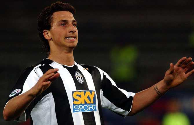 31 augusti 2004 blev Zlatan klar för Juventus. Övergångssumman 19 miljoner euro, 175 miljoner kronor med dåvarande kurs.