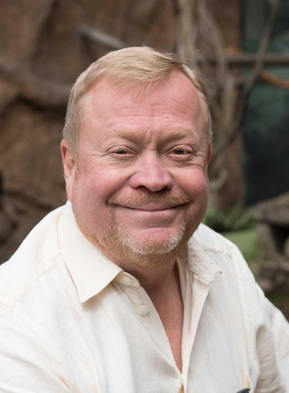 Djurexperten Jonas Wahlström.