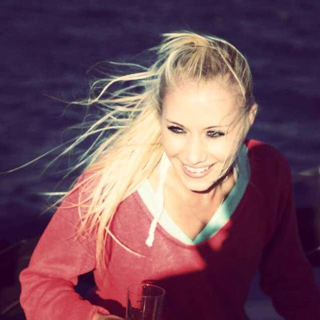 Samantha Taylor, tidigare flickvän till Pistorius.