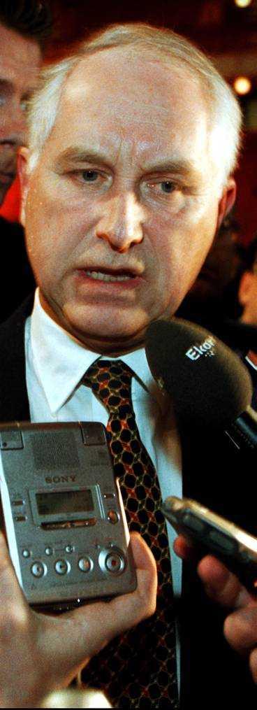 För bara några år sedan var Lars Ramqvist styrelseordförande i både Skandia, Ericsson och Volvo.