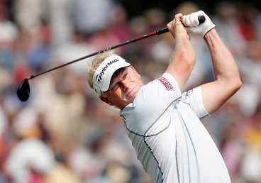 Peter Hedblom gick sista rundan i US Open med världsstjärnan Tiger Woods.