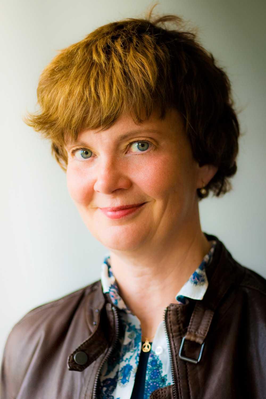 Madelaine Seidlitz, jurist vid Amnesty.