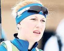 BESVIKEN Helena Jonsson kom femma som bäst i sitt första OS.