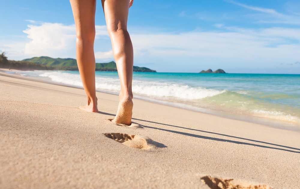 Spanien och Kroatien är bäst på nudiststränder.