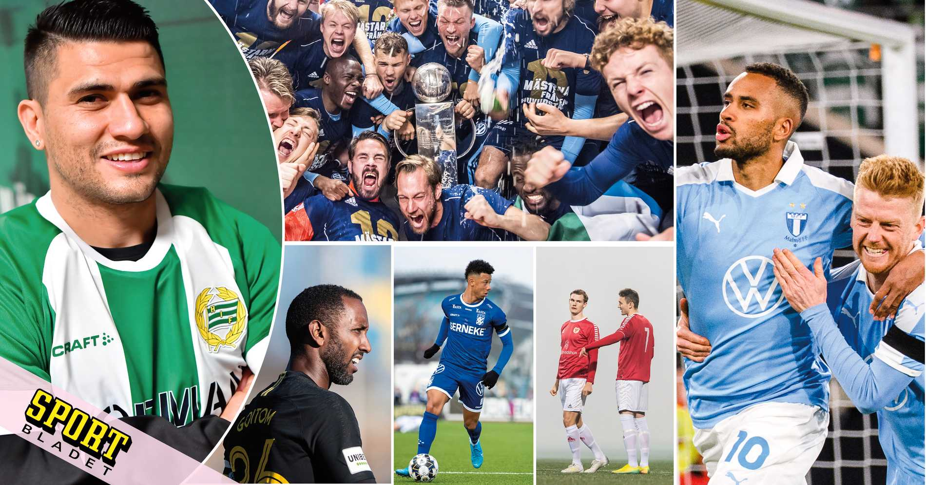 Fotbollsexperter spår allsvenskan 2020