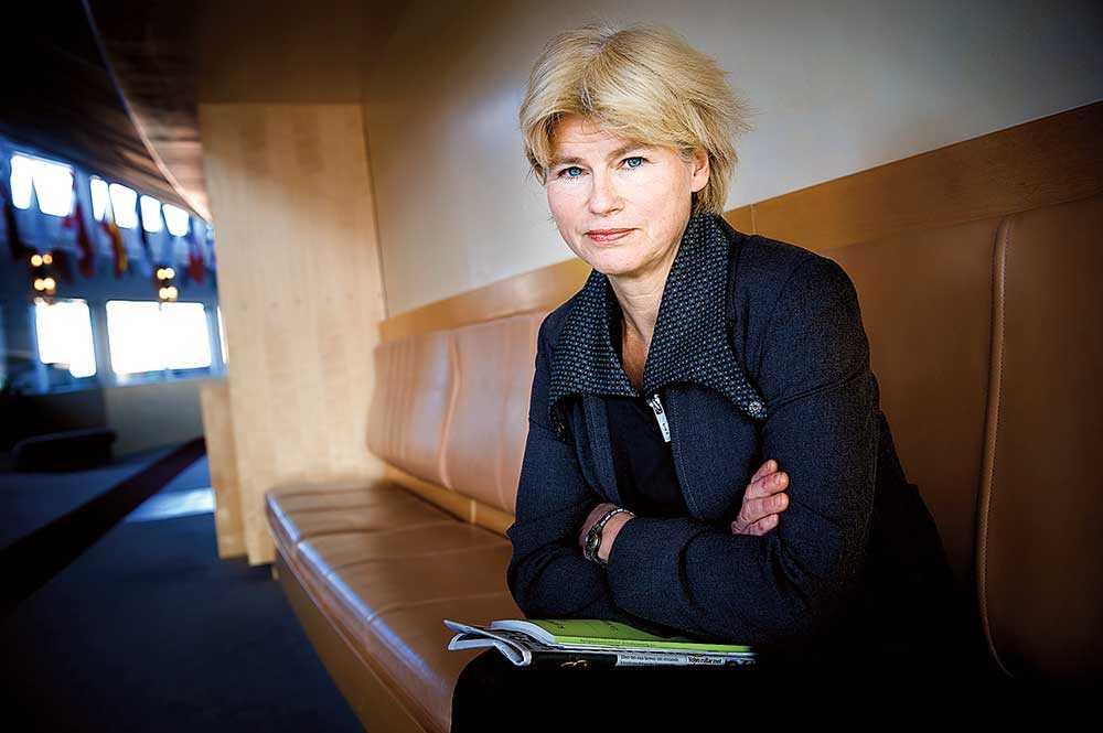 Karin Svensson Smith (MP).