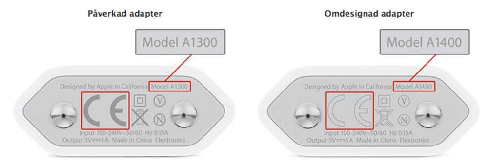 Faksimil från Apples hemsida.