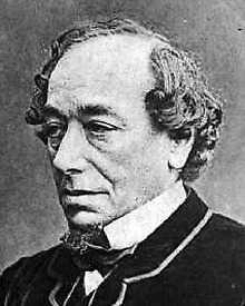 Benjamin Disraeli (1804–1881).