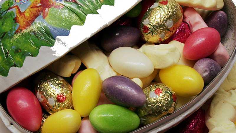 Se till att hitta bästa gömstället för årets påskägg.