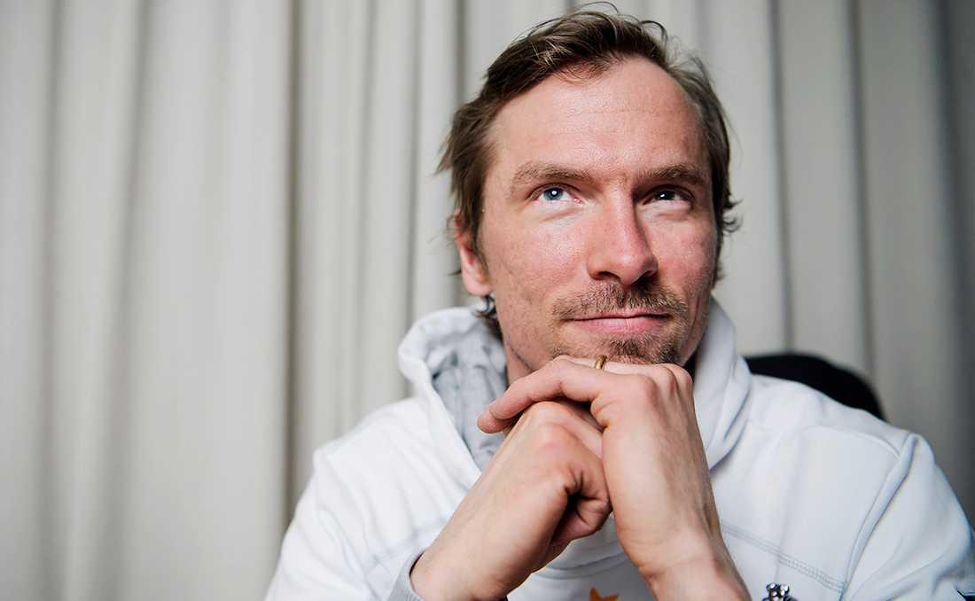 Johan Olsson.