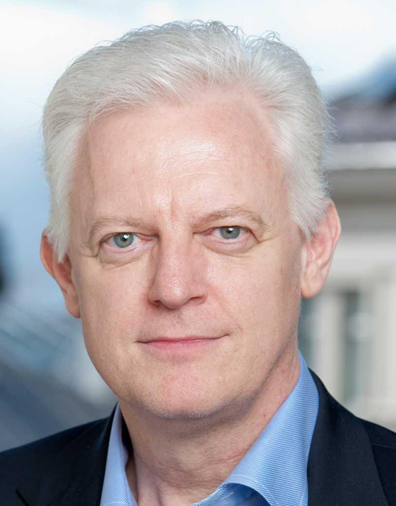 Thomas Flodin, etikansvarig på Läkarförbundet.