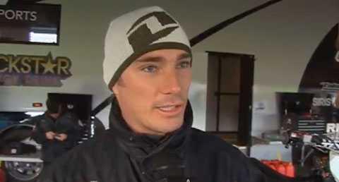 Andrew McFarlane omkom efter att ha ådragit sig svåra skallskador i samband med en deltävling i det australiska mästerskapet.